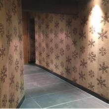 atelier thierry reyes agencement et pose de tissu mural tendu. Black Bedroom Furniture Sets. Home Design Ideas